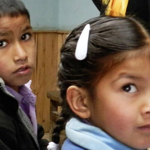 Vortrag zum Projekt Sherpa Schule Bamti Bhandar in Eisingen